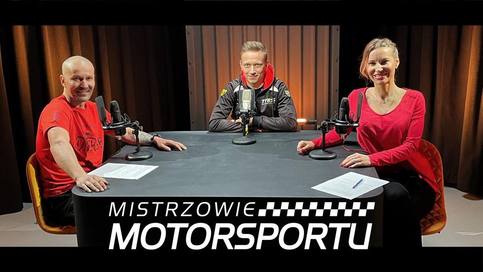 Mistrzowie Motorsportu - Gabriel Marcinów