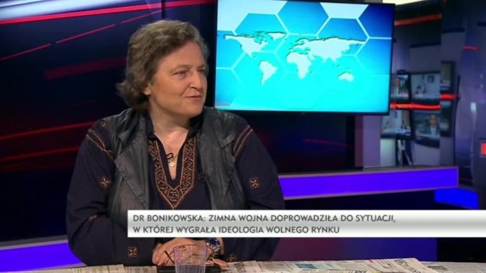 Polska w kawałkach Grzegorza Jankowskiego - dr Małgorzata Bonikowska