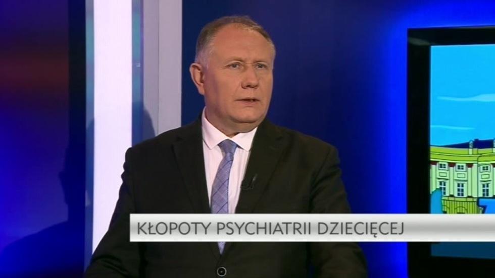 Krzywe zwierciadło - prof. Adam Grzegorczyk