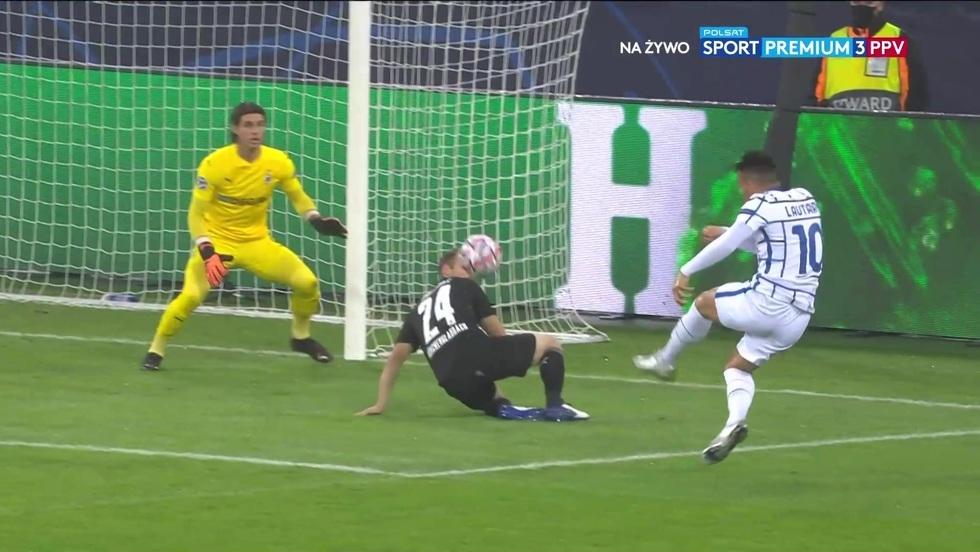 Borussia M'gladbach - Inter Mediolan