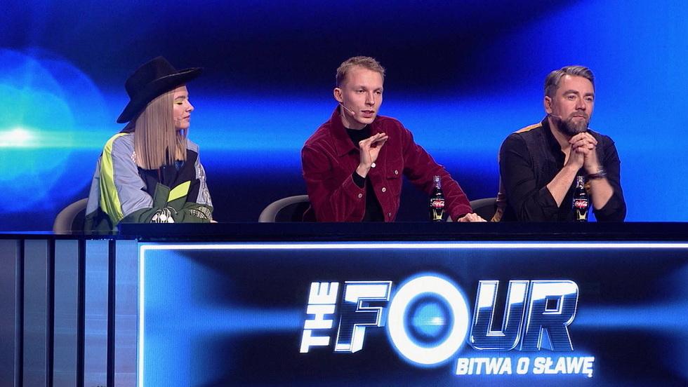 The Four. Bitwa o Sławę - Odcinek 1