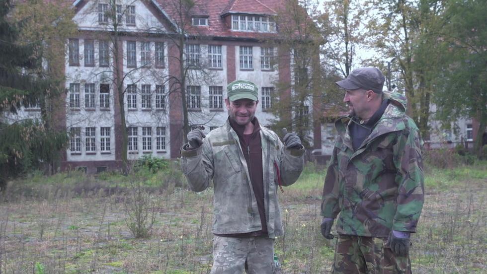 Poszukiwacze historii - Z kopyta do Chełmna