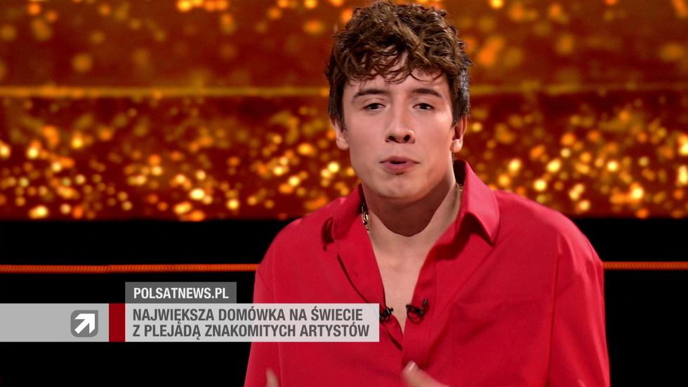 Gość Wydarzeń - Beata Kozidrak, Sławomir Zapała i Dawid Kwiatkowski