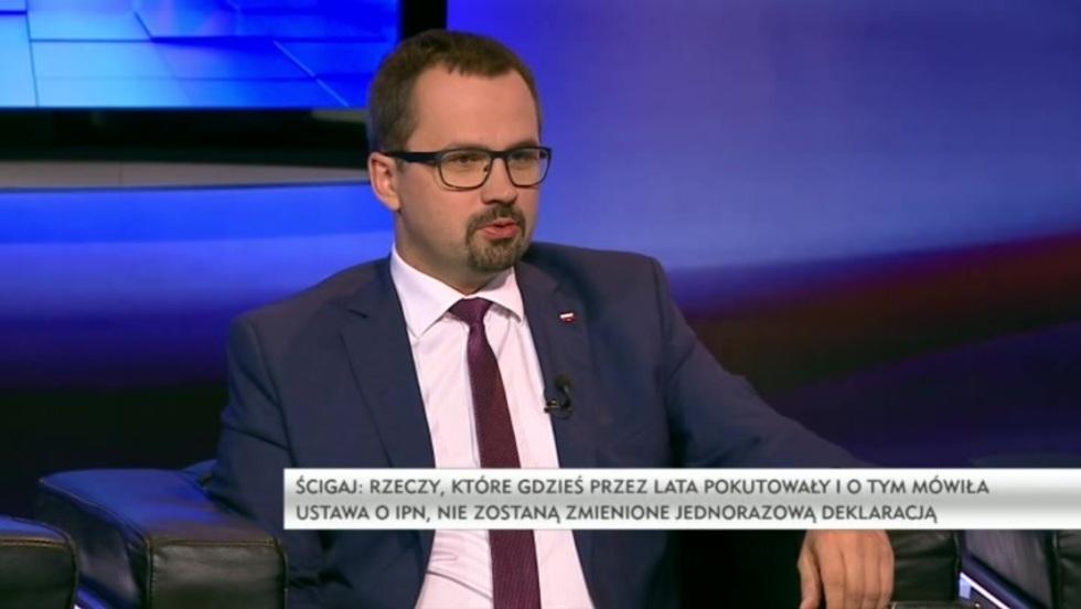 Salon Polityczny - Joanna Augustynowska, Agnieszka Ścigaj, Marcin Horała