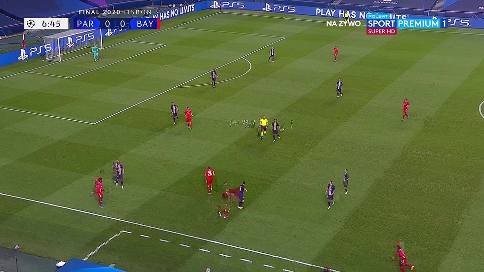 Paris Saint-Germain - Bayern Monachium