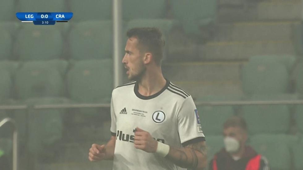 Legia Warszawa - Cracovia Kraków
