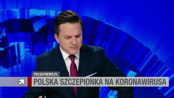 Gość Wydarzeń - Łukasz Szumowski