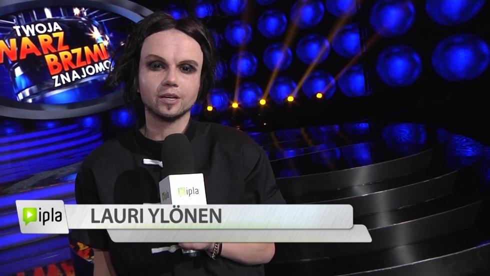 Druga twarz 5 - Lauri Ylönen